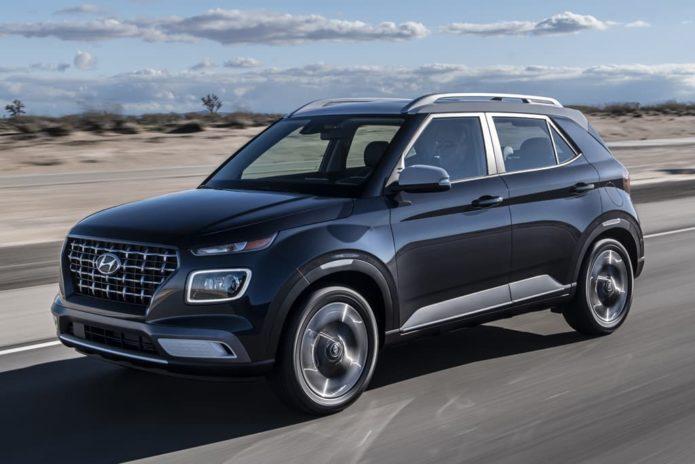 2019 Hyundai Venue Review — International