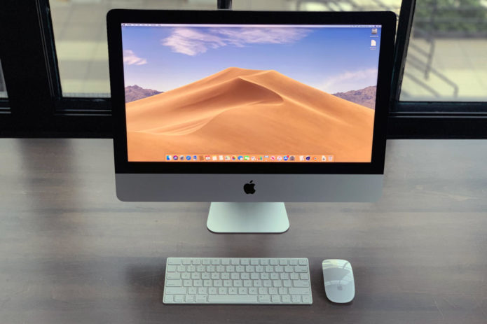 21.5-inch iMac 3.0GHz 6-core Core i5 with 4GB Radeon Pro Vega 20 (2019) review: New all-in-one stands out in multi-core performance