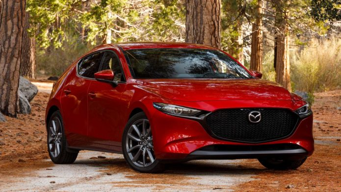 The 2019 Mazda 3 Hatchback Feels More Special Than Any Rival