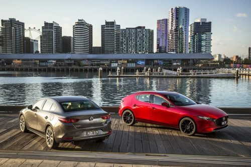 'Hyper' Mazda3 could be here in 2021