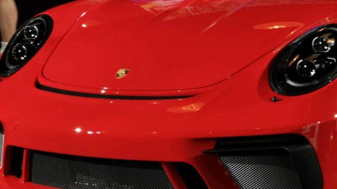 2019 Porsche 911 Speedster debuts in North America with 502hp