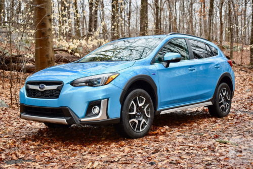 2019 Subaru Crosstrek Hybrid review