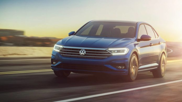 The 2019 Volkswagen Jetta GLI Shines as a GTI with a Trunk–But with a Cheaper Interior