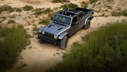 2020 Jeep Gladiator Costs More Than the Wrangler, but Not by Much
