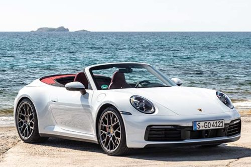 2020 Porsche 911 Cabriolet Review