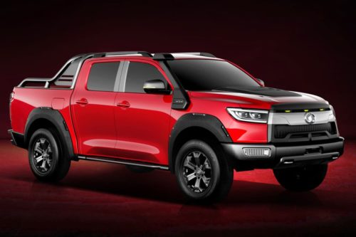 Next Great Wall ute revealed