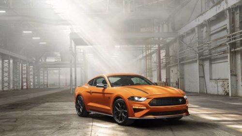 Ford Mustang 2.3L High Performance Package aims at autocross