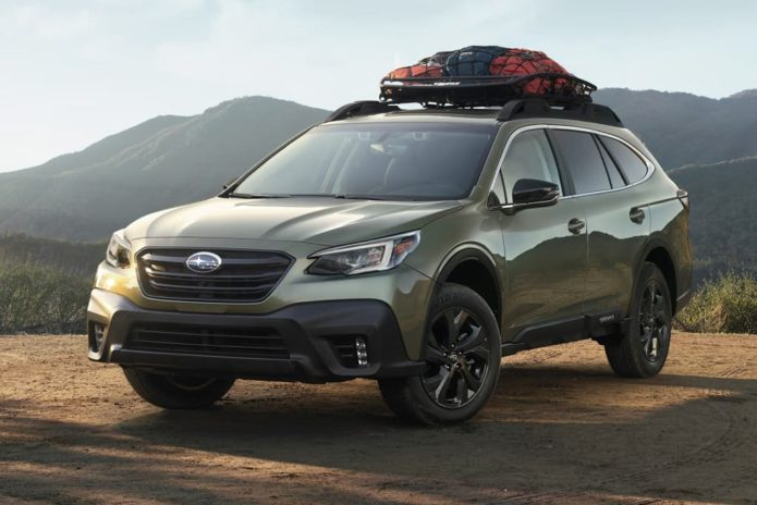 NEW YORK MOTOR SHOW: All-new Subaru Outback debuts