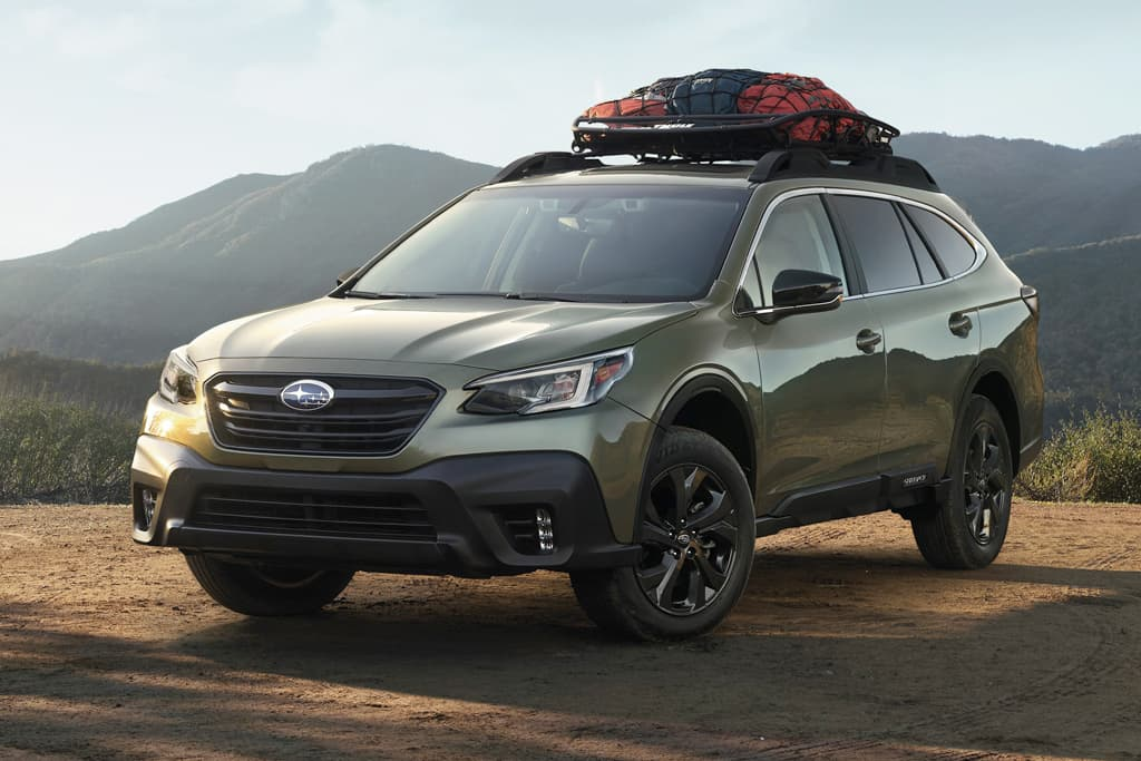 NEW YORK MOTOR SHOW: All-new Subaru Outback debuts | GearOpen