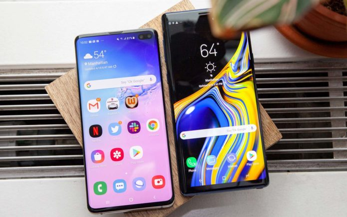 Galaxy S10 Plus vs. Note 9 --- FACE-OFF: Which Samsung Phone Has the Best Camera?