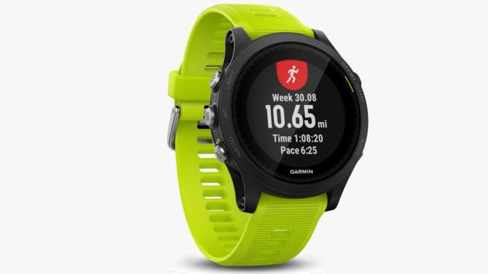 And finally: Garmin Forerunner 945 sports watch leaks online