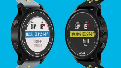 The Atlas Multi-Trainer 3 is arriving to help track your reps in the gym