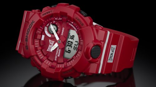 Casio G-Shock and Everlast made a hybrid for lovers of the sweet science