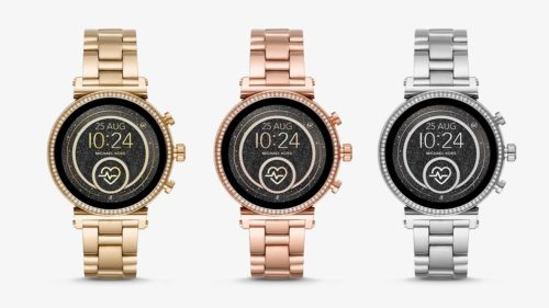 Michael Kors Access Sofie Heart Rate fuses new features with old tech