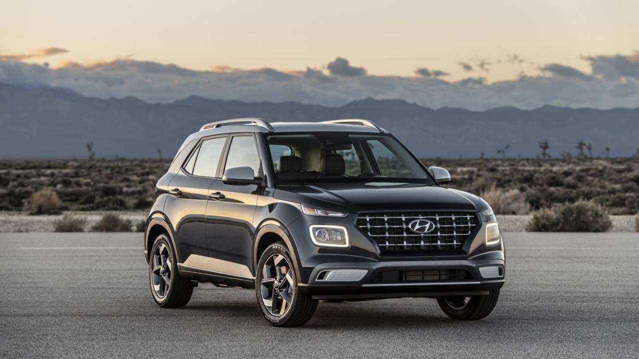 2020 Hyundai Venue shrinks the SUV (and its price tag)