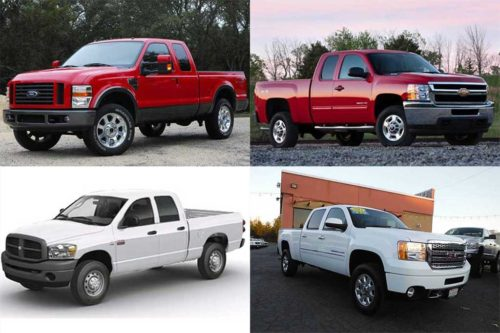 4 Great Used Heavy Duty Trucks Under $15,000 for 2019