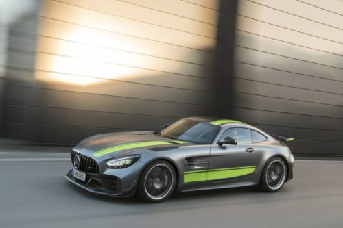 2020 Mercedes-AMG GT R Pro first drive review: Extreme yet surprisingly approachable