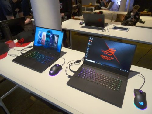 Asus refreshes ROG Zephyrus range with 9th-Gen Intel, Nvidia Turing and AMD Ryzen APUs