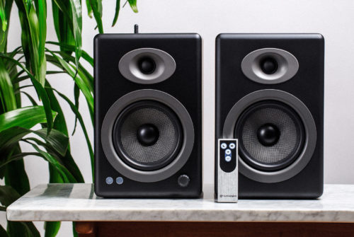 Audioengine A5+ Wireless Bookshelf Speakers Review – Bluetooth is Added but Sound Is Still the Same