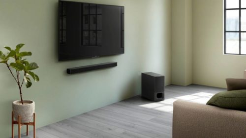 Sony reveals price, availability for new speakers and 4K Blu-ray player