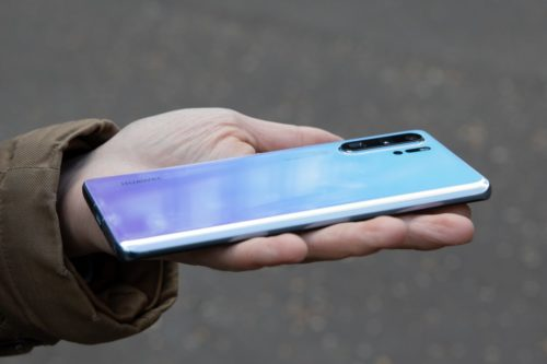 The Huawei P30 Pro survives torture better than the P20 Pro