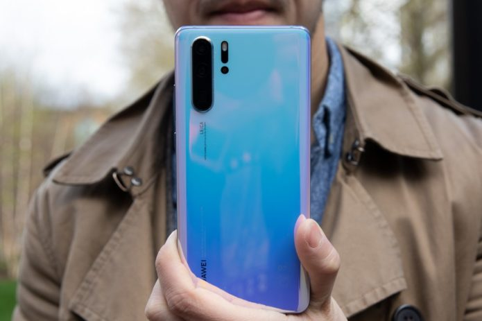 Lenovo's next flagship could borrow a key feature from the P30 Pro