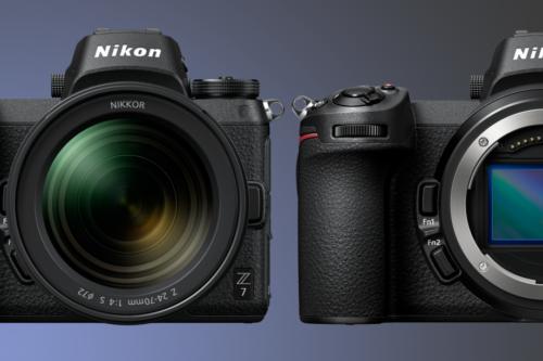 Nikon Z6 vs. Nikon Z7: What's the best Nikon mirrorless camera?