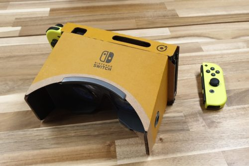 Hands on: Nintendo Labo VR Kit Review