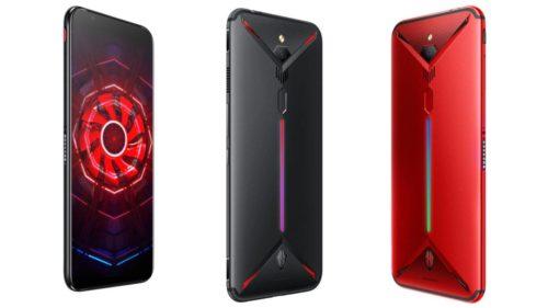Nubia Red Magic 3 gaming phone packs cooling fan, 8K recording, 90Hz display