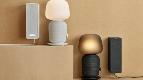 The new Sonos IKEA Symfonisk lamp speaker shows the future of home audio