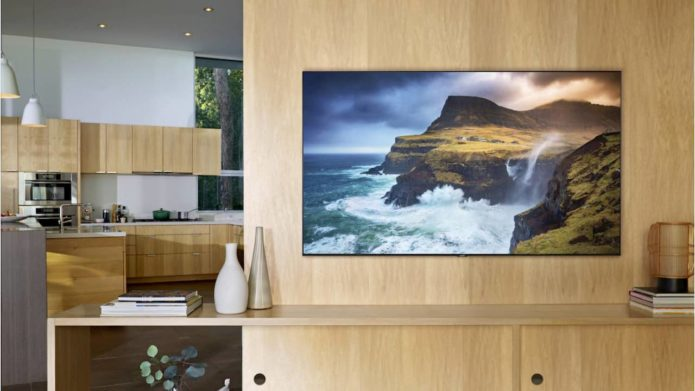 Samsung prices all of its QLED TVs for 2019