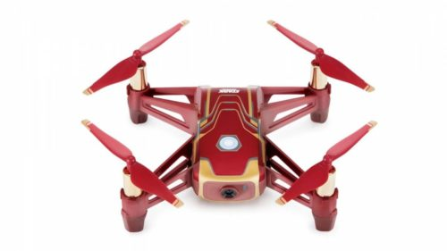 DJI Tello Iron Man Edition drone promises Avengers aerial gameplay