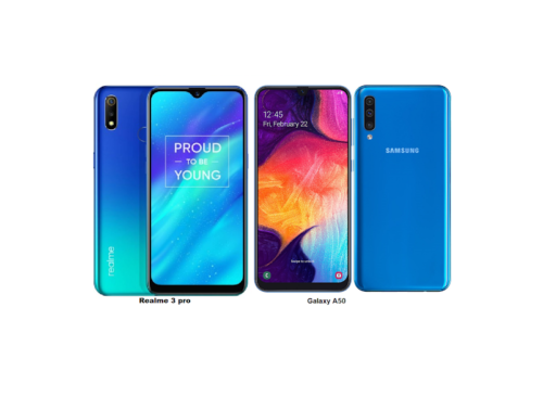 Realme 3 Pro vs Samsung Galaxy A50 specs comparison