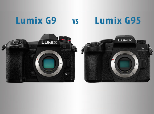 Panasonic Lumix G9 vs G95 (G9 vs G90) – The 10 Main Differences