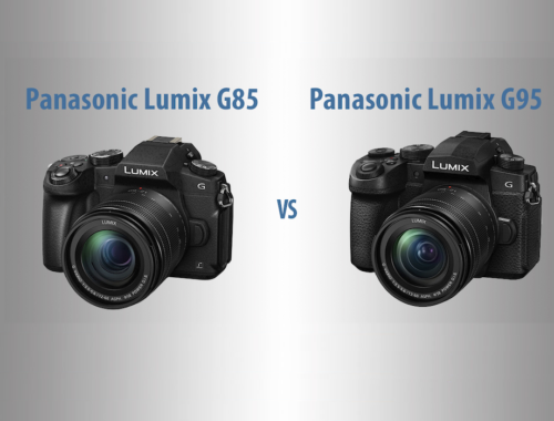 Panasonic Lumix G95 vs G85 (G90 vs G80) – The 10 Main Differences