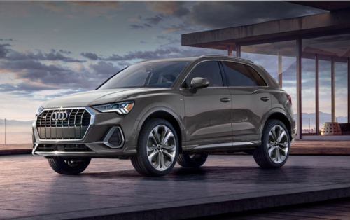 The 2019 Audi Q3 Arrives This Summer, and Here's Everything We Know about the U.S. Model