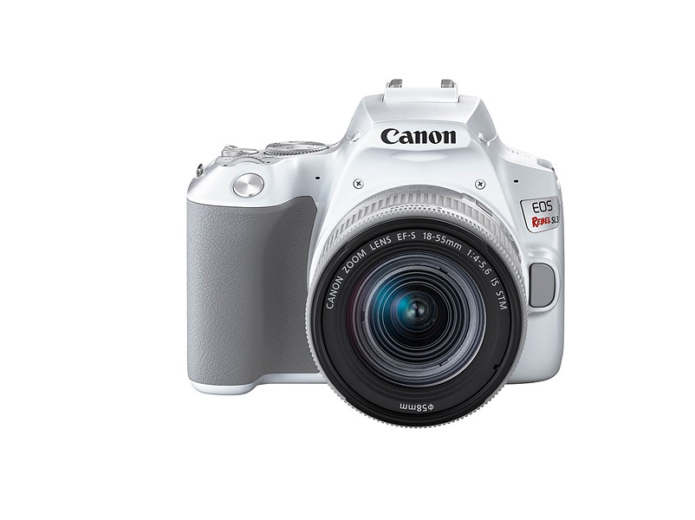 What you need to know about Canon's EOS Rebel SL3 (250D)