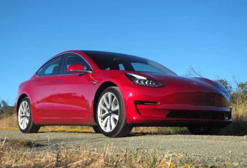 Tesla Model 3 lease added as $35k EV's future gets murky