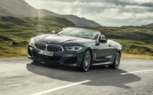 2019 BMW 8 Series M850i xDrive Convertible review