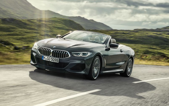 BMW's 2019 M850i xDrive Convertible Makes It Easy to Forget about the 6-Series