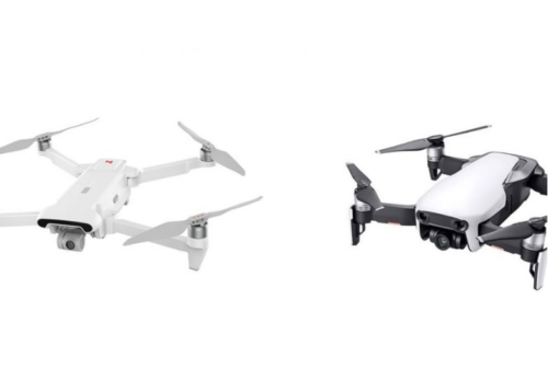 Xiaomi FIMI X8 SE vs DJI Mavic Air Drone Comparison