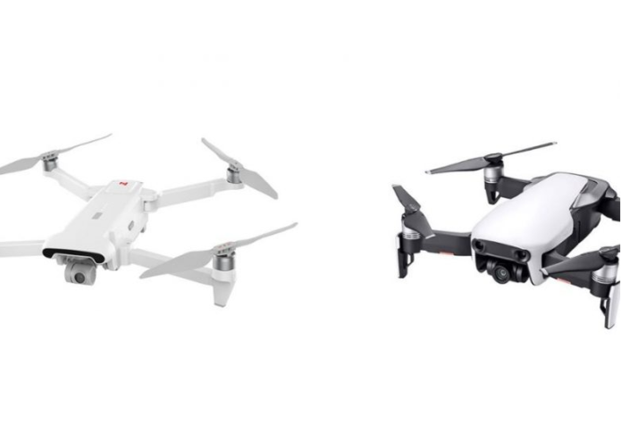 Xiaomi FIMI X8 SE vs DJI Mavic Air Drone