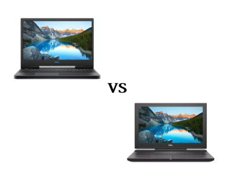 Dell G5 15 5590 vs Dell G5 15 5587 – battle of the generations