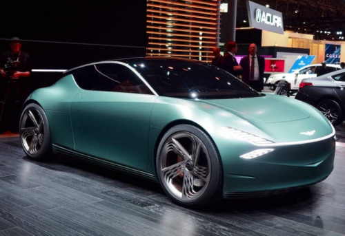 Electric cars rewrite the luxury rules – Genesis may have cracked the code