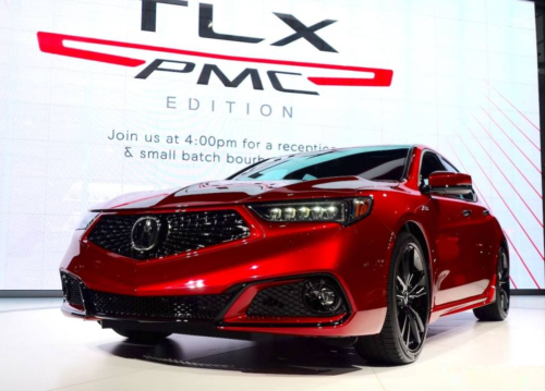 The secret to Acura's big handbuilt TLX bet is right on the nose