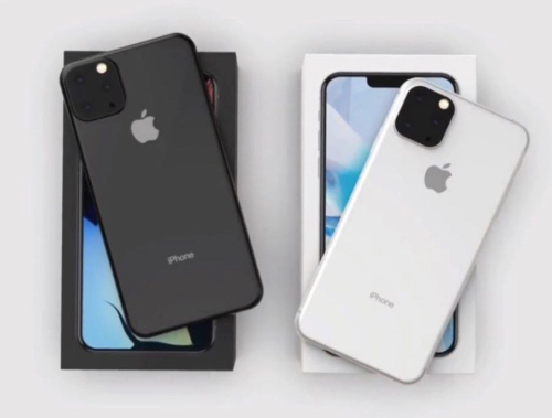 New iPhone 11 leak seems to confirm Apple's bumpy triple camera design