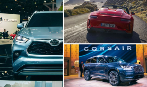 11 Can't-Miss New-Car Debuts and Concept Reveals from the 2019 New York Auto Show