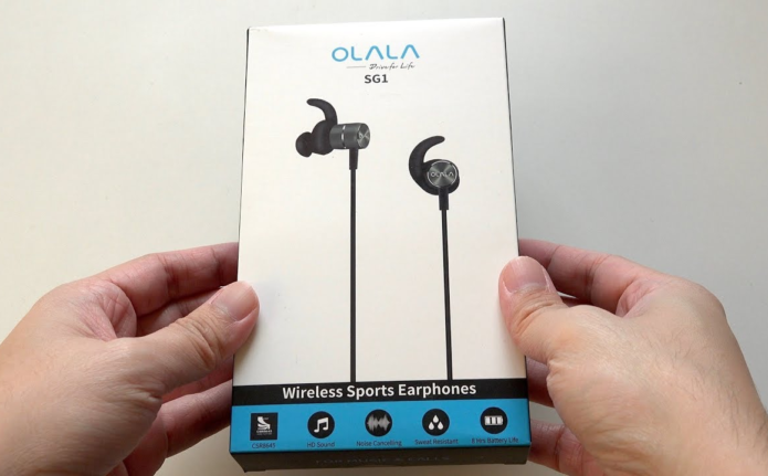 OLALA SG1 Bluetooth In-Ear Headphones Review – Tested and Not Recommended
