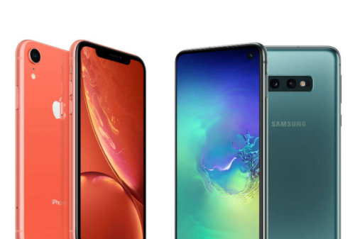 Samsung Galaxy S10e vs. Apple iPhone XR : In-Depth