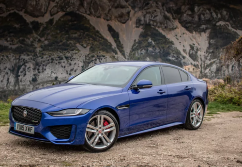 The 2020 Jaguar XE Is Now a Much Cooler Cat